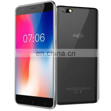 Wholesale Stock Drop Shipping 3G Phone,CE ROHS Certificated Smart Phone,AllCall Madrid 5.5inch Quad Core ROM 8GB Dual SIM 2600mA