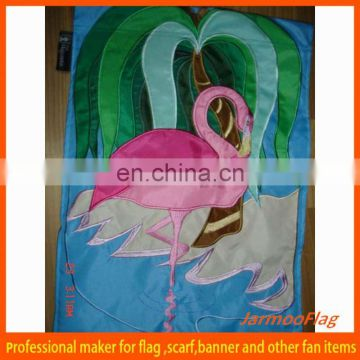 decorative printed garden banners flags