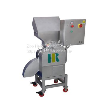 Automatic fruit and vegetable carrot dicing machine