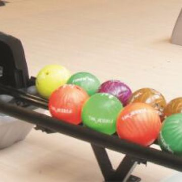 Usbc Certificated Bowling Equipment High Performance