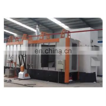 Automatic powder coating production line machine for aluminum doors and windows