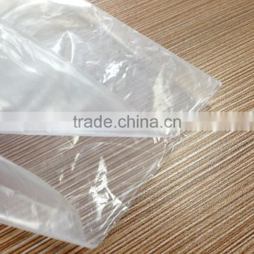 100% biodegradable PLA Plastic Flat Food Packaging