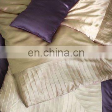 silk satin comforter set for sale--160 gsm