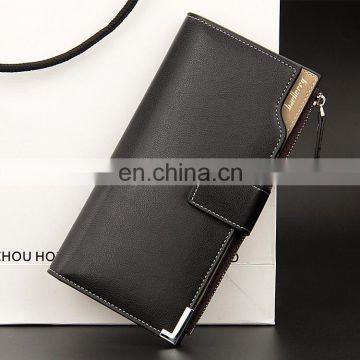 Wholesale Men Wallet,Drop Shipping PU Leather Wallet,Business Man Wallet Fashion Yong Man Wallet with Zip Magnetic Button