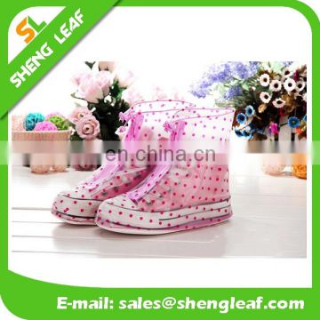 2016 Hot sale of shoe cover, PE shoe cover, waterproof shoe cover
