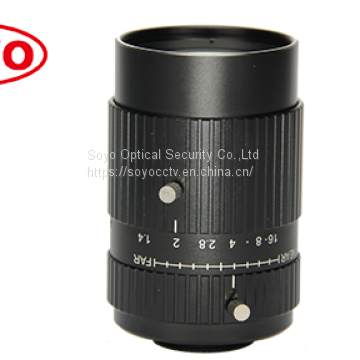 10 Megapixel lenses Machinevision lens 16mm 1""
