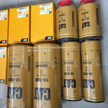 Caterpillar Parts CAT Spare Parts Oil Filter 1R-1808/CAT Fuel Filter 1R-0762 CAT Engine Parts
