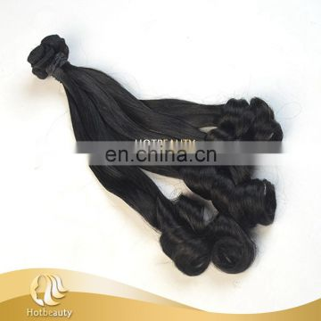 Unprocessed High Quality 2014 New Style Princess Curly Funmi Human Hair