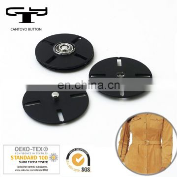Metal press leather snap button fastener button