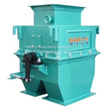 GXC-60 Drum type magnetic separator / recycling machine