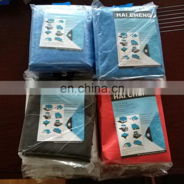 factory rubber welding high density polyethylene plastic sewing tarp