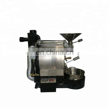 2kg Stainless Steel Housing Material and home use Coffee bean Roaster