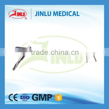 JINLU fully stocked pure titanium/titanium alloy pfn interlocking nails, pfna orthopedic implants, pfna intramedullary nail