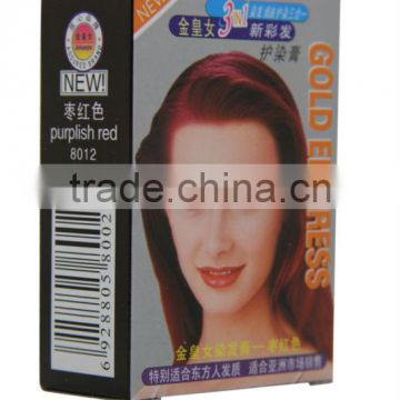 Herbal Extract Natural Hair Care Hair Dyeing Shampoo Names