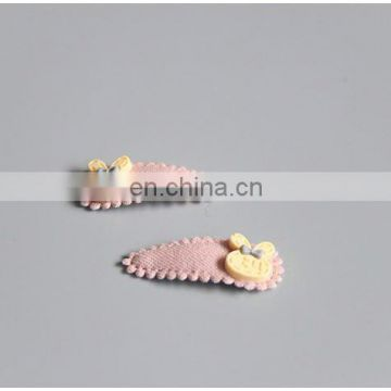 Cute Soft Baby Kids Bow Animal Beads Wholesale Hair Clips
