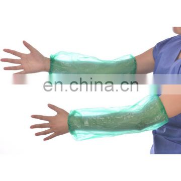 Polythene Soft EconomicDisposable PE Arm Sleeves Waterproof Oil- Proof for multiple usages