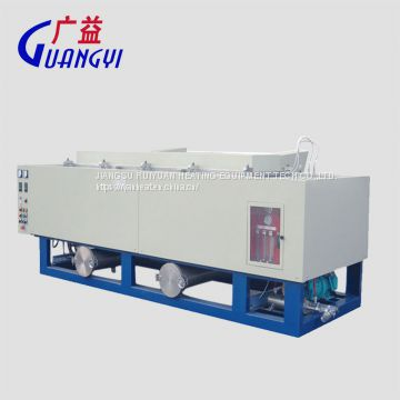 die head and spinneret vacuum cleaning furnace for non-woven fabric industry