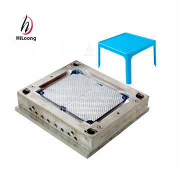 quality plastic mould injection plastic table leg mould