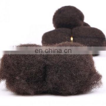 Yotchoi Afro Beauty Hot Products Natural Color Virgin Brazilian 100% Human Hair
