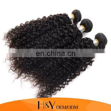 Peruvian Kinky Curly Virgin hair 100% Human Hair the Most Soft Kinky Twists Hair on Factory Outlet 8A