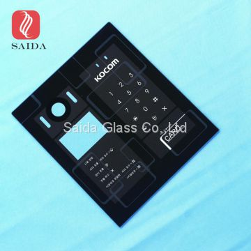 Lcd/led display cover glass for Home Security Alarm System touchscreen