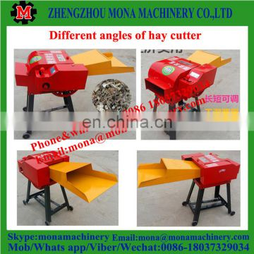 Mushroom Growing Machine Straw Grass chaff cutter For Sale