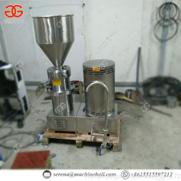 Low Consumption Hazelnut Sesame Paste Colloid Mill/Peanut Butter Making Machine