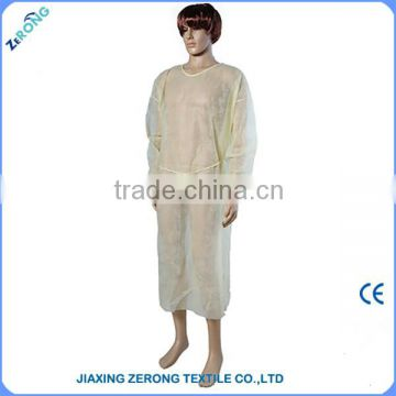 Disposable non-woven fiberglass medical doctor lab gown,SMS nonwoven surgical gown medical surgeon gown                                                                         Quality Choice