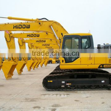 SINOTRUK BRAND NEW excavator with high quality