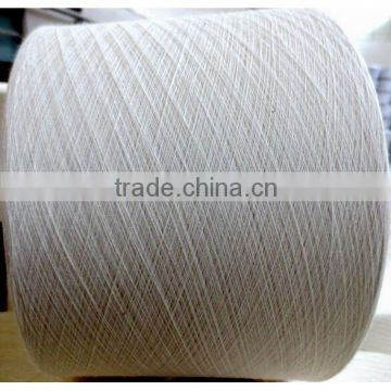 Hot sale lowest market prices 100% ring spun carded cotton yarn for mops 26S