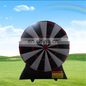 2.5m / 8ft inflatable foot darts for sale,inflatable dart game/inflatable soccer darts,inflatable dart board