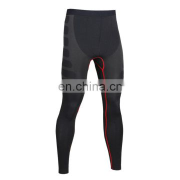 New Men Sports Apparel Skin Compression Tights Under Layer Long Pants