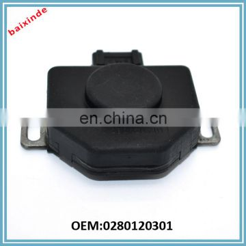 Clear stock of Auto Assy Throttle Sensor OEM 0280120301 6PX008476341 1306938 35170687 0280120319 for BMW Auto Sensor Assy