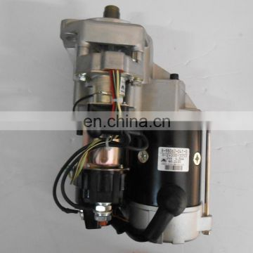 Original parts 8-98062-041-0 4BG1 car starter motor for truck