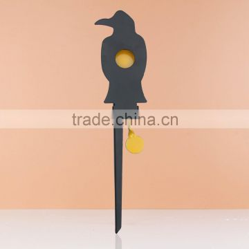 Crow knock down shooting target
