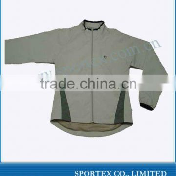 Slim-fitting running jacket for young women