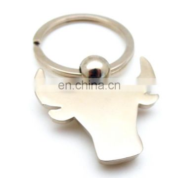OEM Factory Prince Wholesale 25 Experience Years SILVER Souvenir METAL 3D Zinc Alloy KEY CHAIN