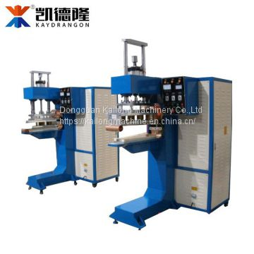 12/15/25kw conveyor belt jointing HF welding machine