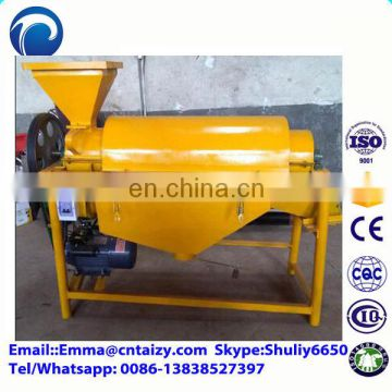 Mung bean polisher machine Soybean skin polishing machine Seeds processing machine