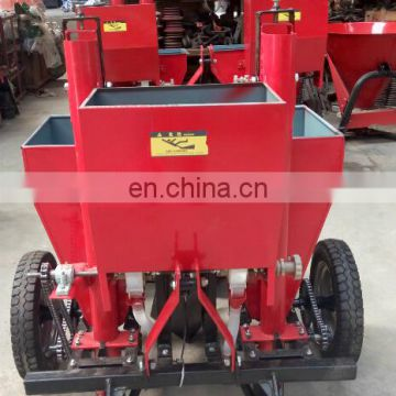 Long Service Life Top Level Garlic Planter/Tractor Machine For Farm Area