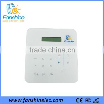 Fanshine Smart Home Automation System in Alarm with Wifi GSM
