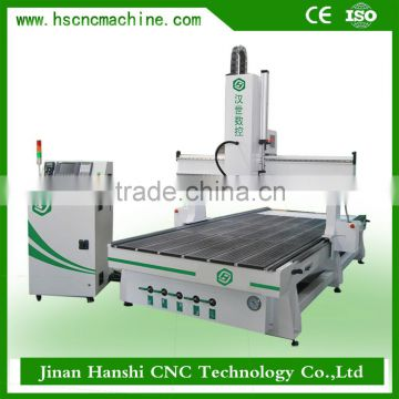 Hanshi CNC New version 4 axis cnc router, water cooled engraving machine, can engrave on wood metal