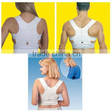 Magnetic Posture Back Shoulder Corrector Support Brace Belt Help You Correct Your Posture of HEALTH from China Suppliers - 136666659