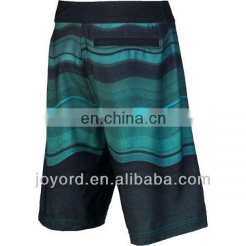 Full sublimated printing blank bathing suits, hot summer fishing shorts