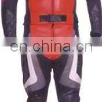 Motorbike Leather Suits 7012