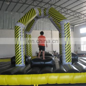 2017 Commercial grade Popular CE certificate interesting Inflatable Wrecking Ball Demolition Game zone