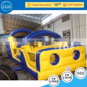 Hot Selling Cheap Inflatable Obstacle Course high quality obstacles for kids sport games for sale