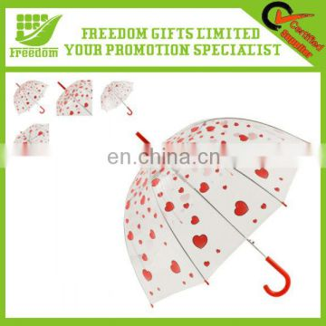 Promotional PVC Domed Umbrella