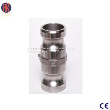Camlock Coupling Water to Hose Tail 50mm Type A