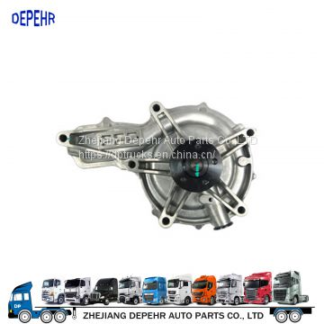 Zhejiang Depehr Heavy Duty European Truck Cooling System Volvo Renault Truck Coolant Water Pump 20744939 7485000763
